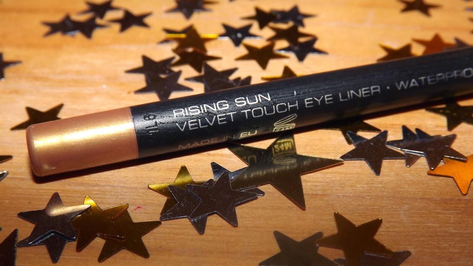 gosh eyeliner rising sun