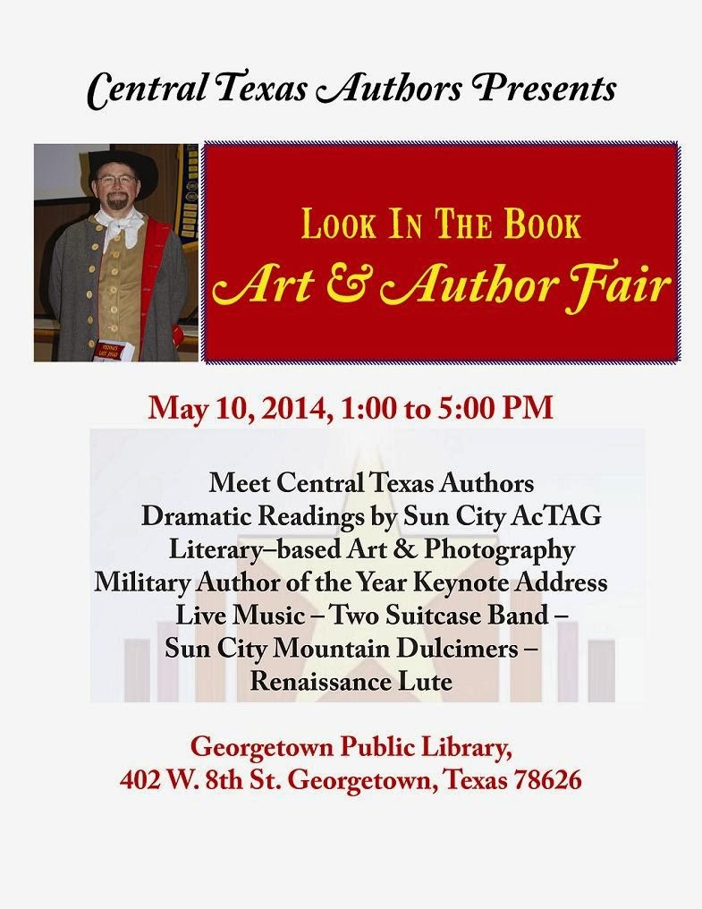 Art Fair and Author Signings
