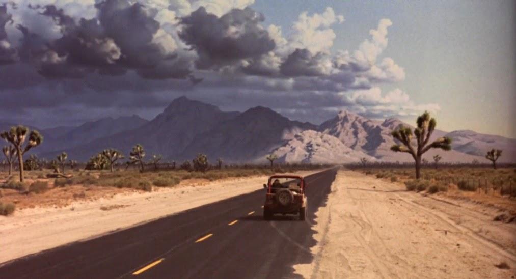 20 cose che forse non sapevate su terminator - l'antro atomico del ... - Porta Di Sicurezza Con La Scena Del Deserto