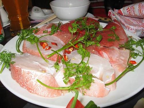 Grouper Fish Hotpot (Lau Ca Mu)1