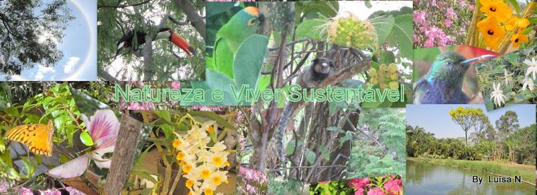 Natureza e Viver Sustentável
