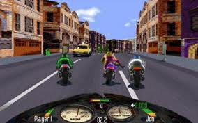 The New Road Rash Game