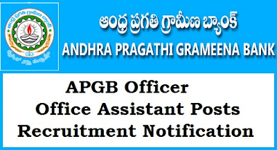 APGB, Officer, Office Assistant