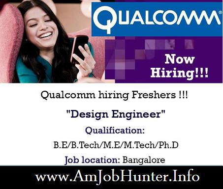 Job Openings For Electrical Design Engineer In Bangalore