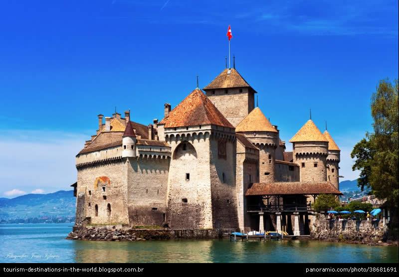 Castelo de Chillon, Suíça