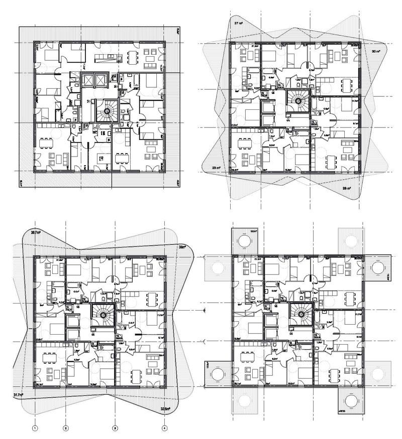 urban lab global cities ulgc today 39 s proposal quai de queyries bordeaux by ecdm. Black Bedroom Furniture Sets. Home Design Ideas