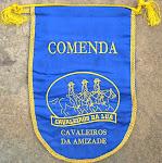 COMENDA AOS CAVALEIROS