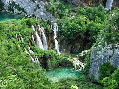 Plitvice Lakes National Park – Croácia