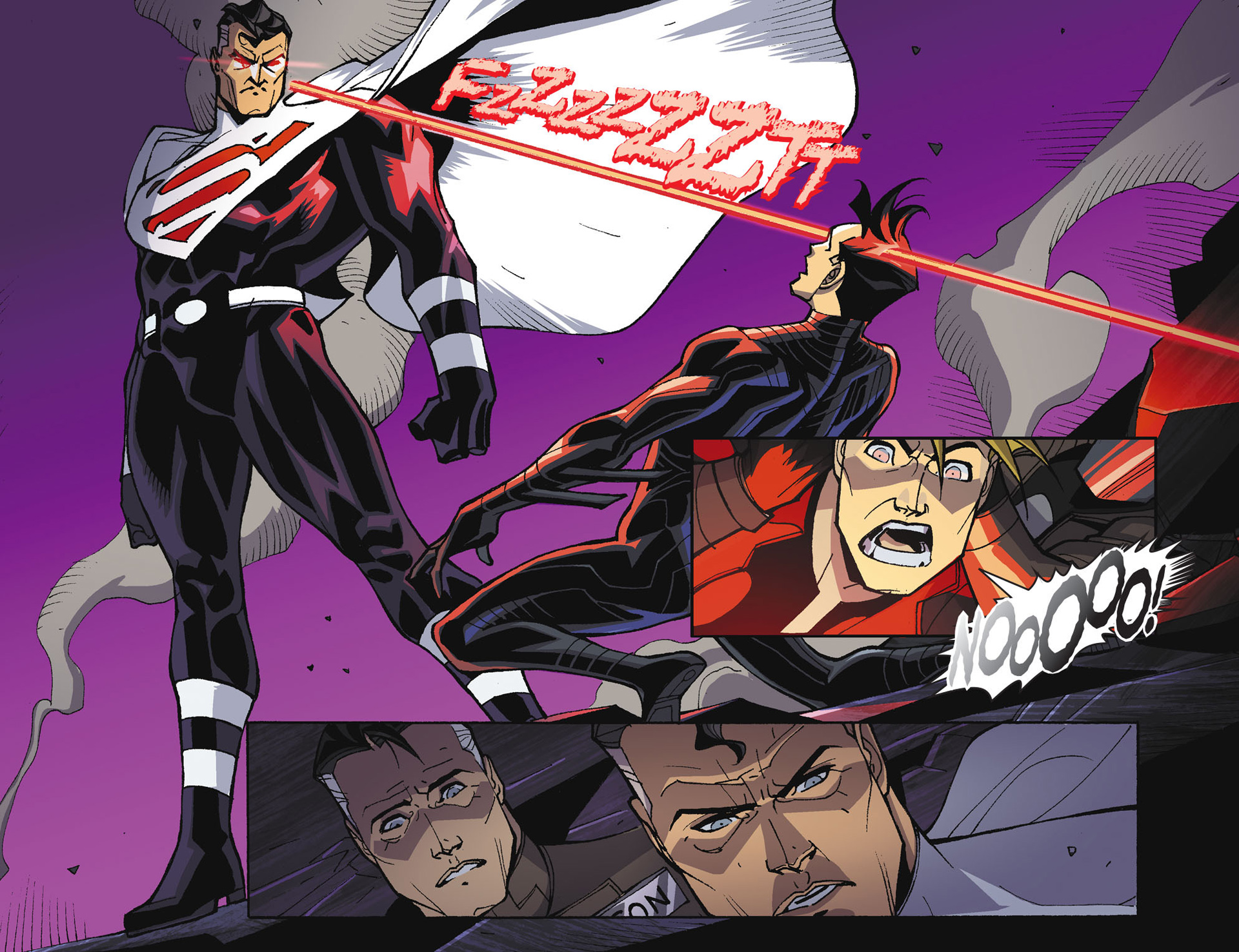 Batman Beyond 2.0 Issue #21 #21 - English 21
