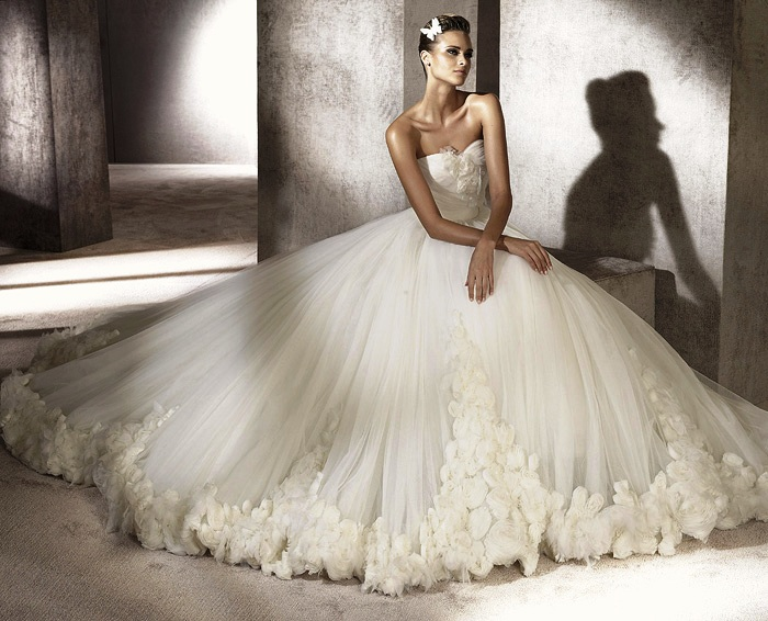 Dream Wedding Dress Part 1   Princess Dress