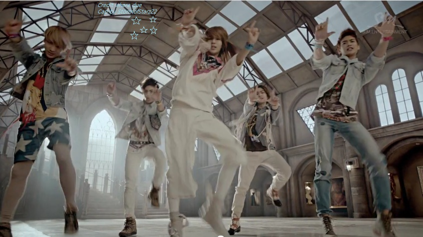 shinee sherlock dance version dvhd