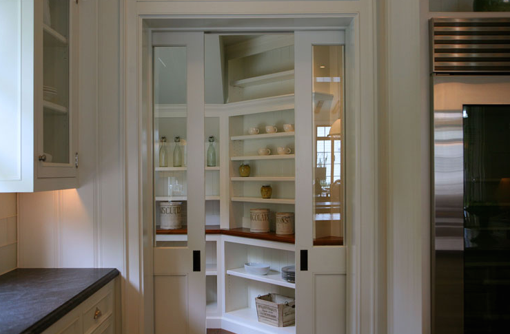 Pantry cabinet butler pantry cabinet ideas with built in for Ikea butlers pantry