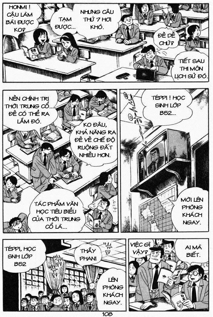 Siêu quậy Teppi chap 55 - Trang 28