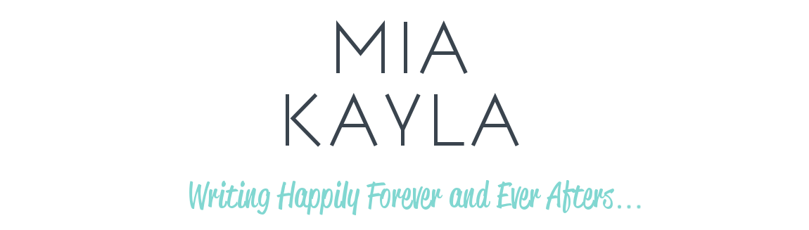 Author Mia Kayla