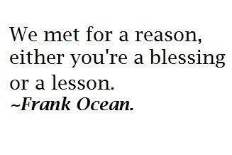 Lost lyrics frank ocean