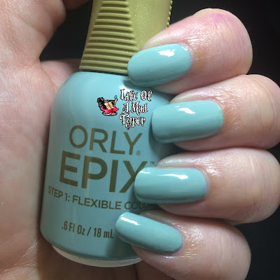 Orly Epix Flexible Color Nail Polish in Cameo