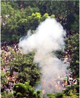 Blasts Rock Patna