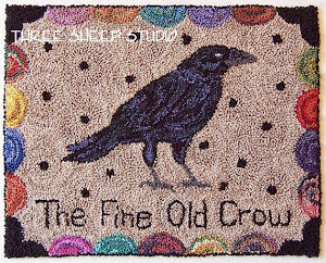 The Fine Old Crow...