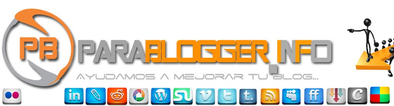 Gadgets, widgets y tutoriales para blogger