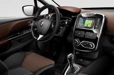 صور سياره رينو كليو 4 الجديدة 2013 من الداخل car renault clio 4