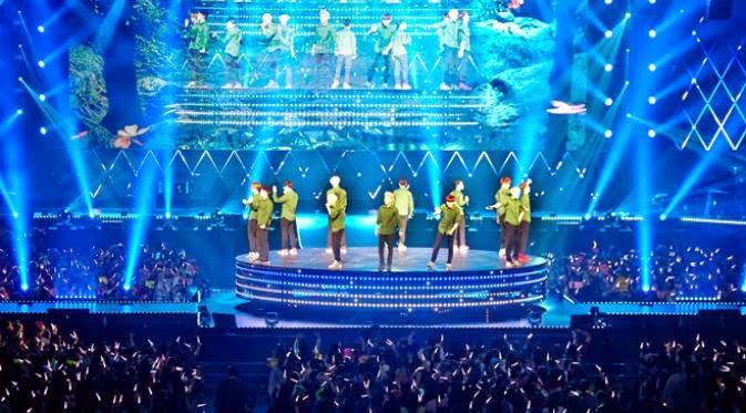 Di MAMA (MNet Asia Music Awards) 2014, EXO Berharap Sapu Bersih Penghargaan
