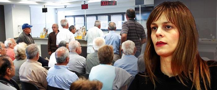 Συνταξεις: Χανουν εως 688 ευρω το χρονο 800.000 συνταξιουχοι