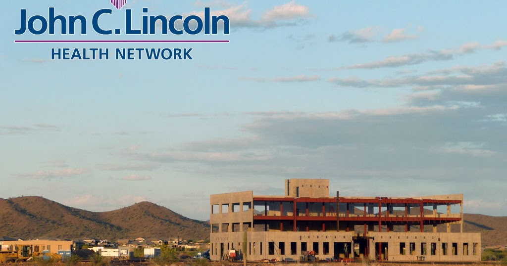 John C Lincoln Sonoran Health Center Under Construction