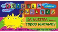 Manifiesto Plataforma Huesca