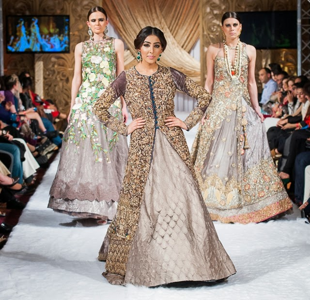 Bridal Fashion Week 2015 in Pakistan Fashion Week London 2015