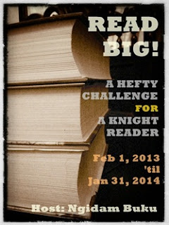 Read Big Reading Challenge