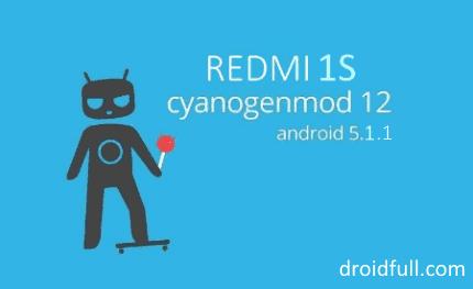 [REDMI 1S] CM12.1™ LP 5.1.1 ROM R29 BY ARMANI DEVS + CUSTOM KERNELS [17/11/2015] [NEW]