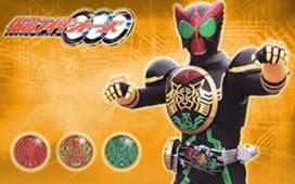 assistir - Kamen Rider OOO - Episódios - online