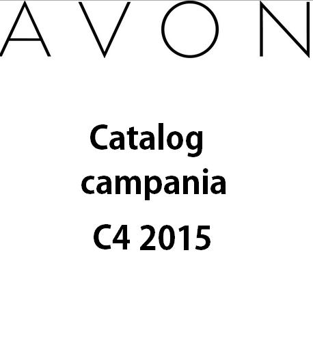 catalog avon campania c4 2015 | brosura avon 4 2015