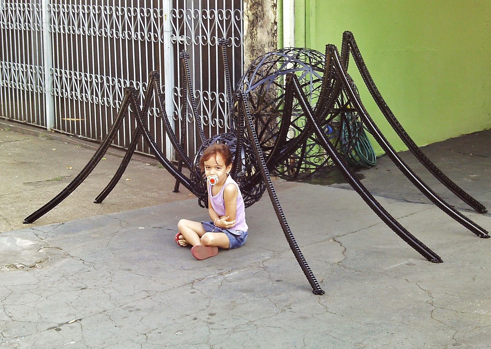 DECORART móveis e decoração: Escultura. Aranha De Ferro #708546 1600x1137