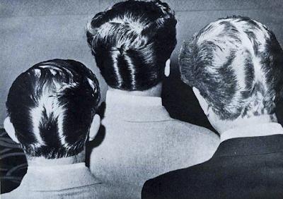 Trend model dan gaya rambut Ducktail