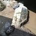 Río de granizo y lodo arrastra decenas de autos en Tepeji del Río