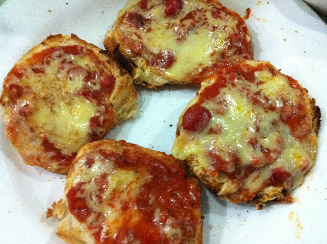 how to make pizza pandesal