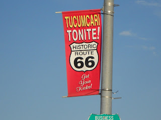 tucumcari tonite sign