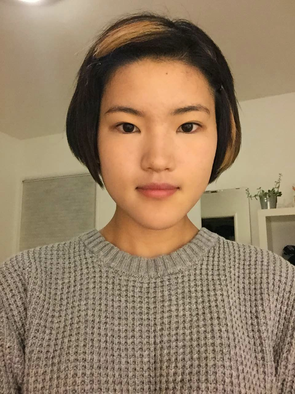 Like how to makeup asian something is
