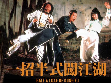 Half a Loaf of Kung Fu with Jackie Chan and James Tien