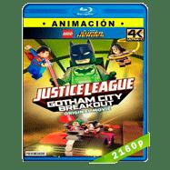 Lego DC Comics Superheroes: Justice League – Gotham City Breakout (2016) HEVC H265 2160p Audio Trial Latino-Ingles-Castellano