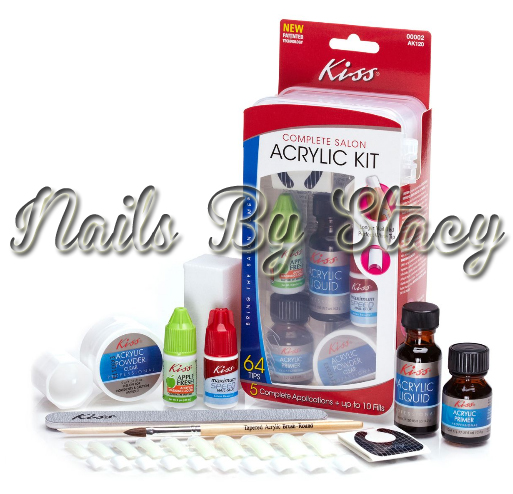 Kiss Acrylic Nail Set: Nails By Stacy H.: Kiss Complete Salon Acrylic Kit Review