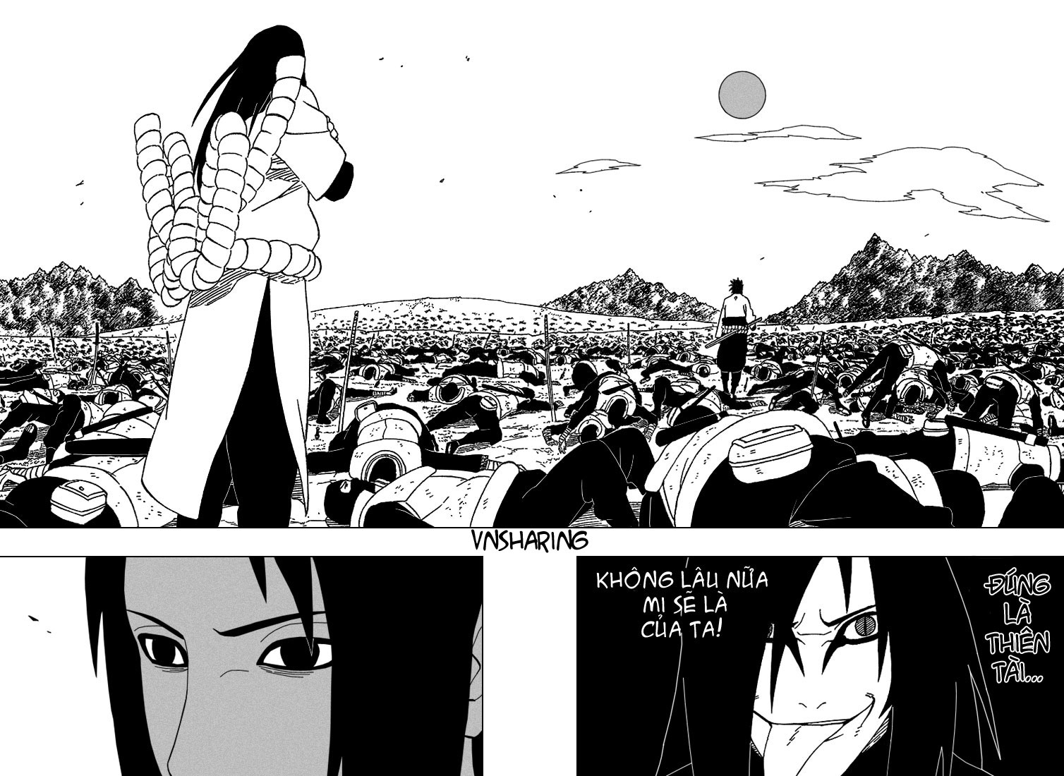 Naruto chap 343 Trang 5 - Mangak.info