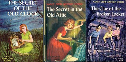 Nancy Drew Book Cover Pictures : Braids hairstyles for super long hair nancy drew flip