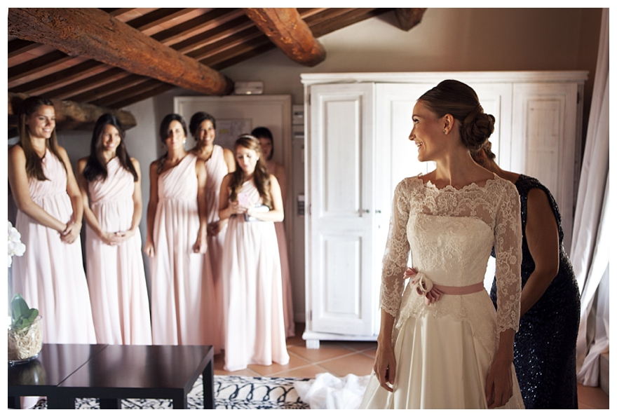 An elegant mountain view wedding with vintage pink louboutins for Doctor who themed wedding dresses
