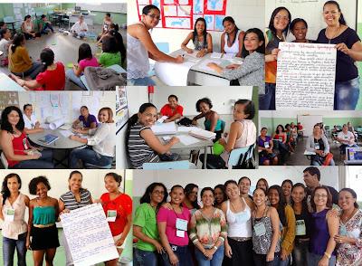 II Pedagogia em ação aconteceu no Polo da Unifacs Ead em Porto Seguro