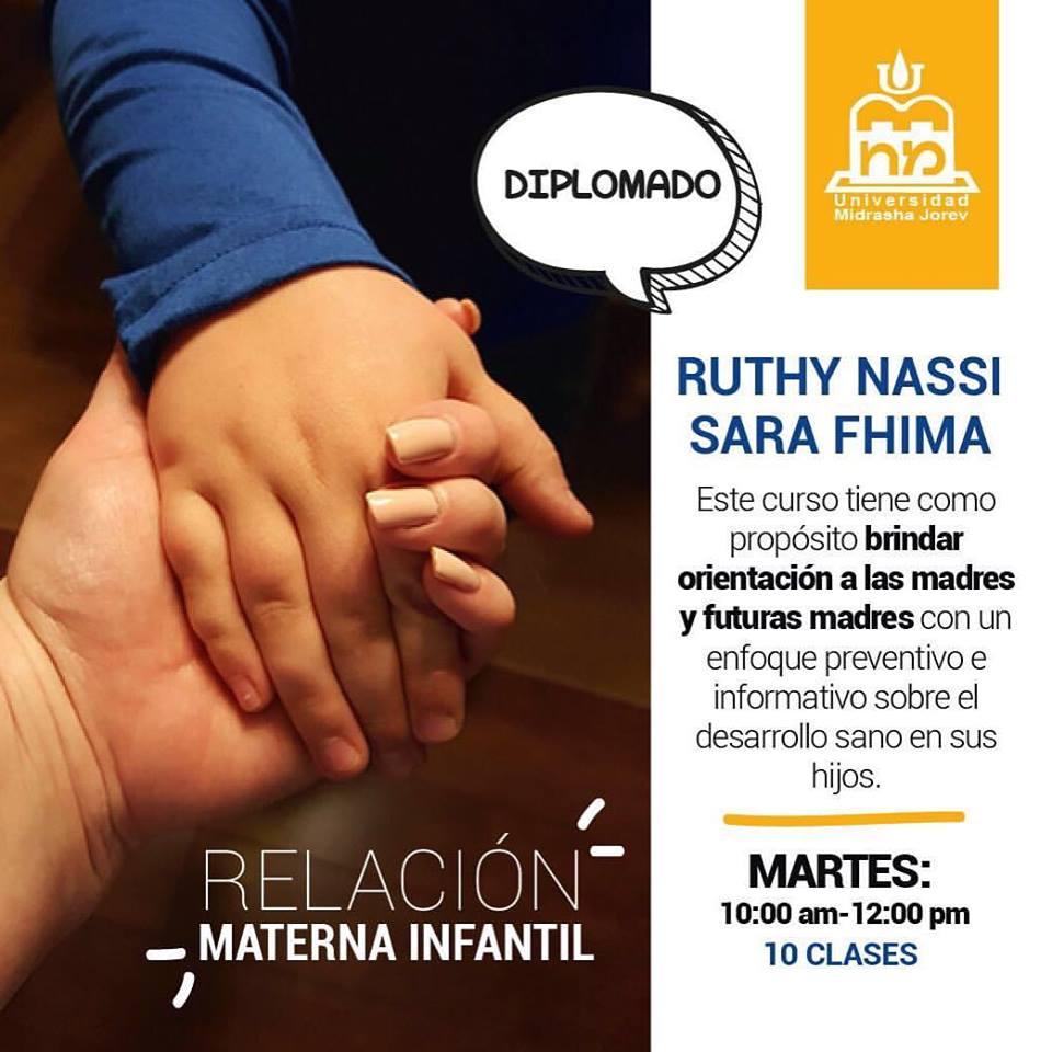 RELACIÓN MATERNO INFANTIL