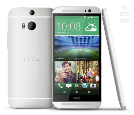 HTC M8 mock-up