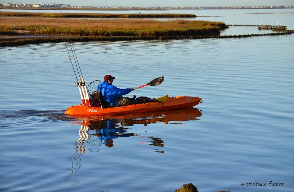 January 2014 galveston fishing charter company for Galveston tx fishing report