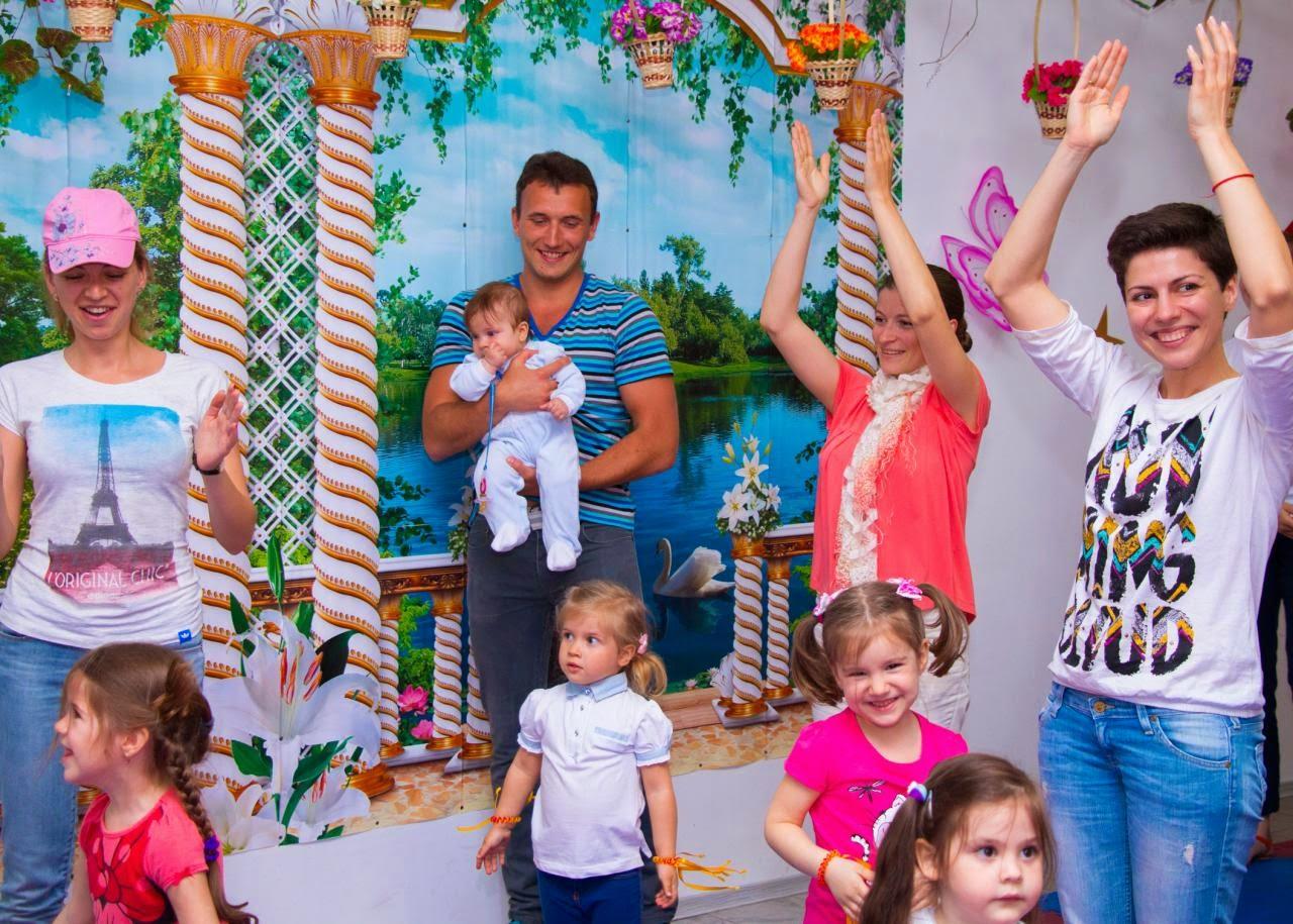 лучший детский садик Островок